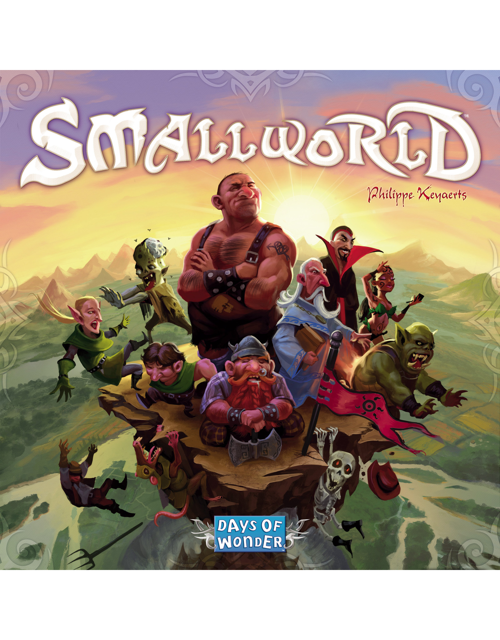 Days of Wonder Small World Board Game