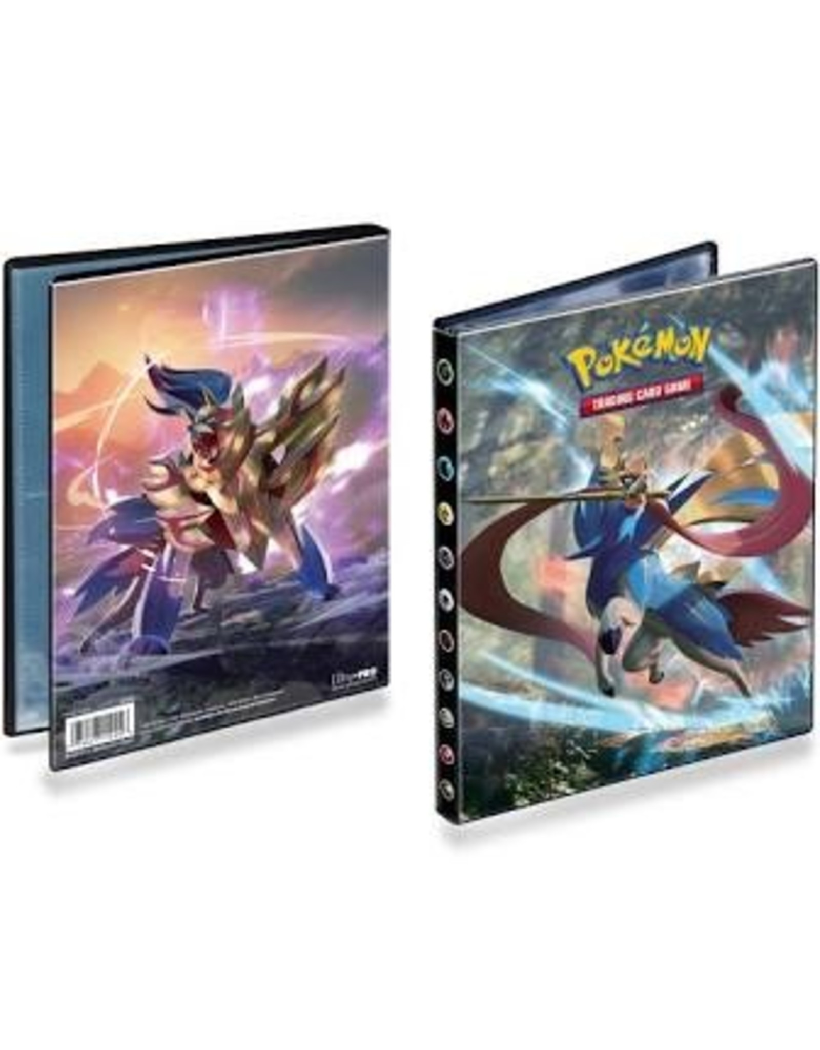 Ultra Pro Binder 4pkt Sword and Shield