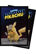Ultra Pro Deck Protector: PKM: Det. Pikachu: Pikachu (65)
