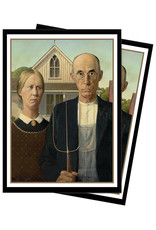 Ultra Pro Deck Protector: American Gothic (65)