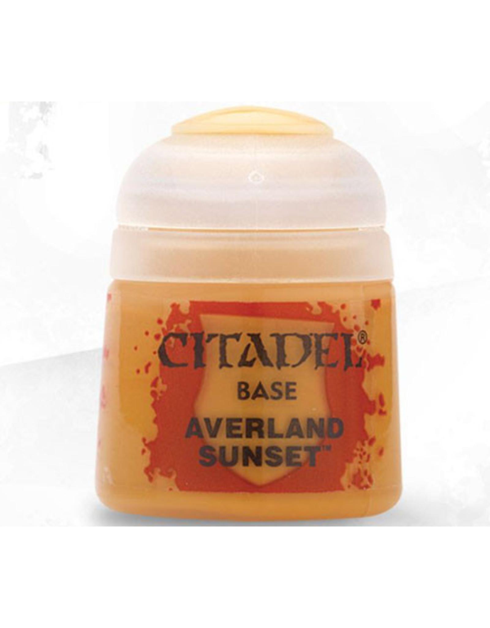 Citadel Citadel Paints: Base - Averland Sunset
