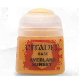 Citadel Citadel Paints: Base - Averland Sunset