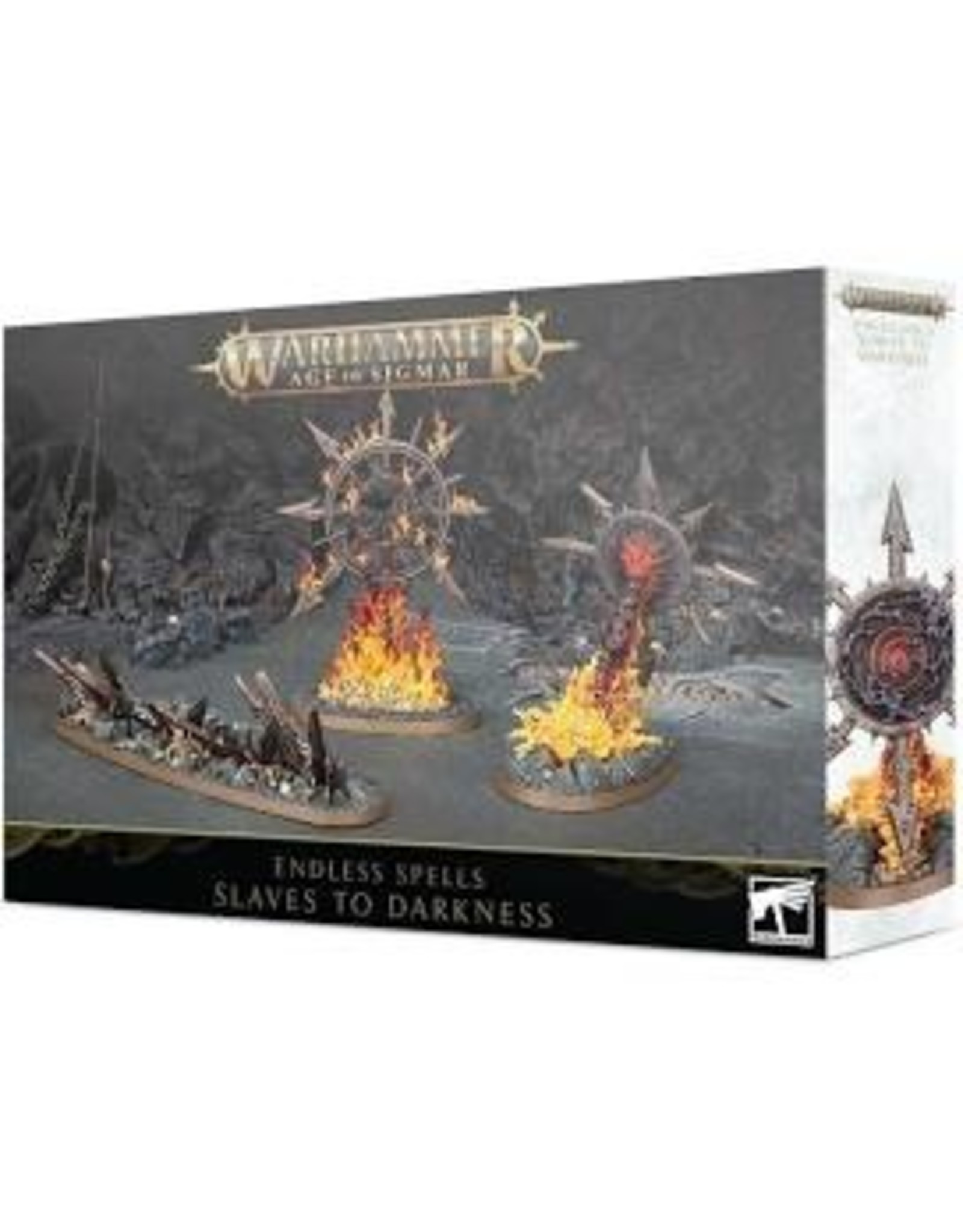 Age of Sigmar Endless Spells: Slaves to Darkness