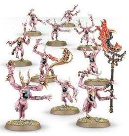 Warhammer 40K Pink Horrors of Tzeentch