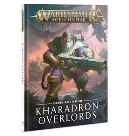Age of Sigmar Battletome: Kharadron Overlords