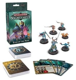 Tactical Miniature Games WH Underworlds: The Eyes of the Nine
