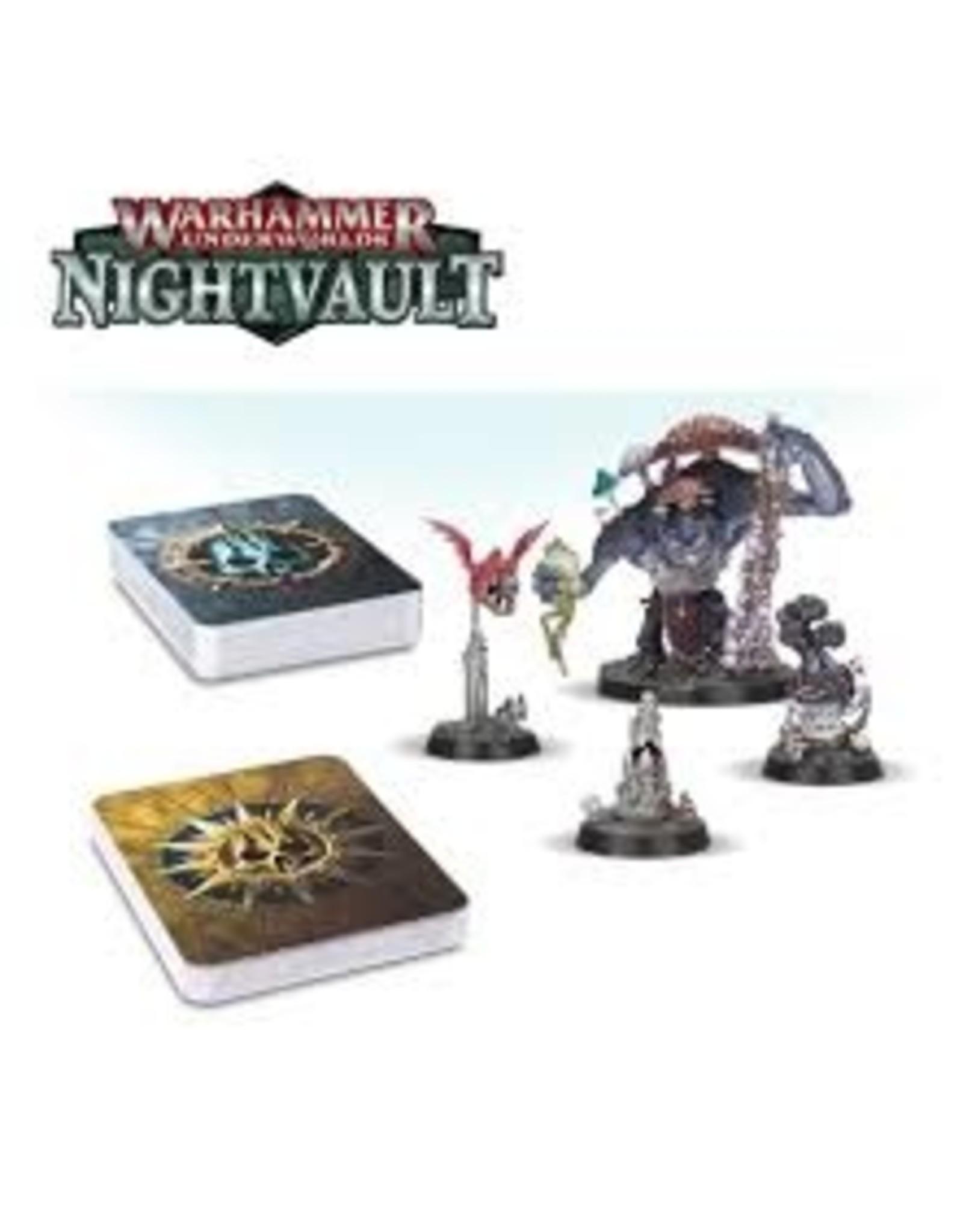 Tactical Miniature Games WH Underworlds: Mollog's Mob