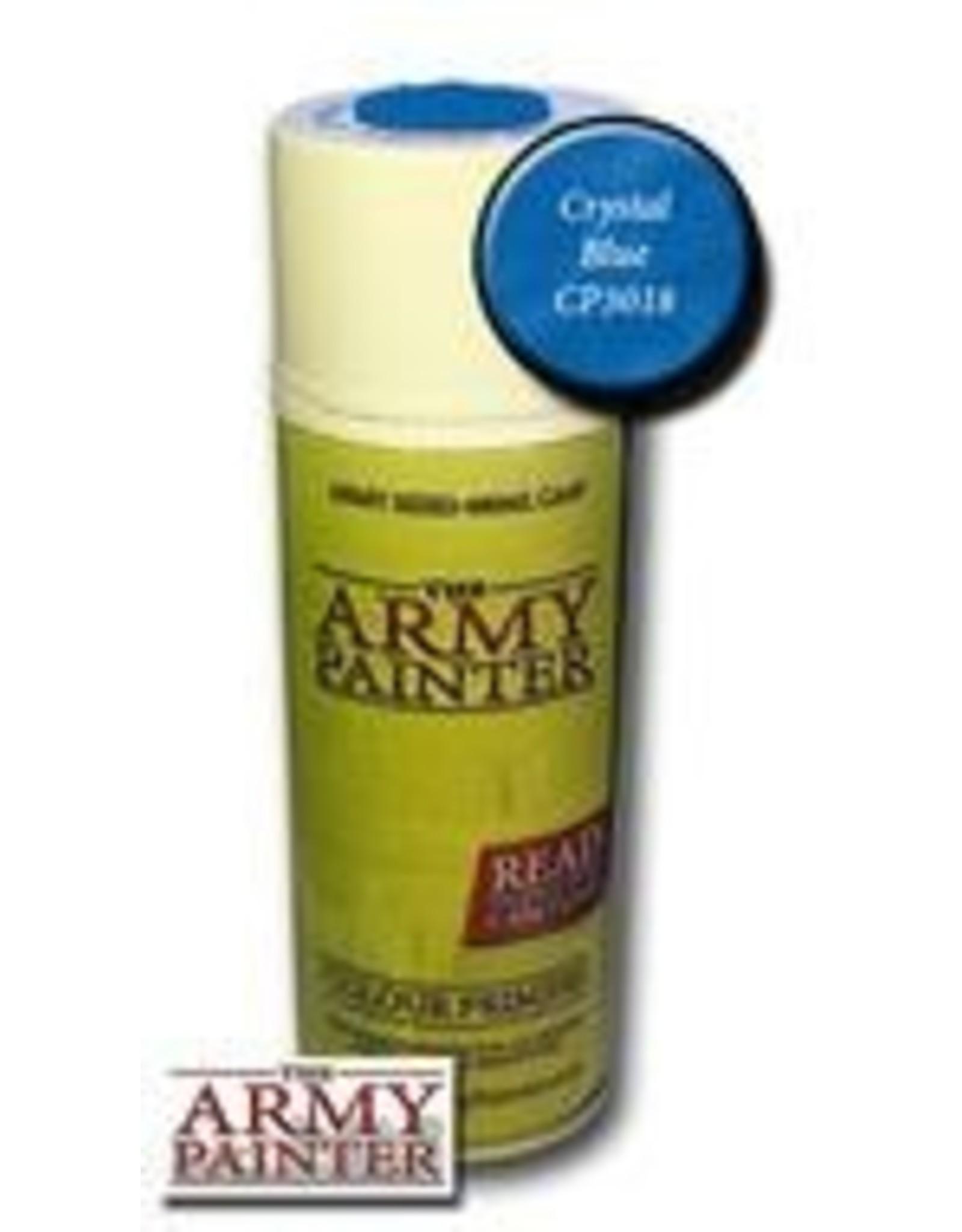 Army Painter Colour Primer: Crystal Blue