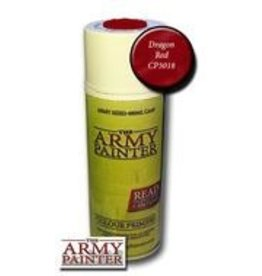 Army Painter Colour Primer: Dragon Red