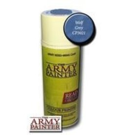 Army Painter Colour Primer: Wolf Grey
