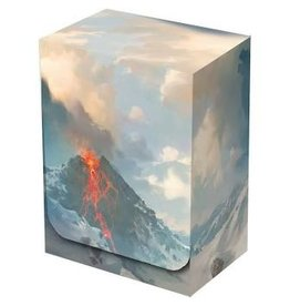 Legion Deck Box: Lands Mountains