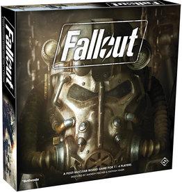 Fantasy Flight Games Fallout Board Game Base Core Set