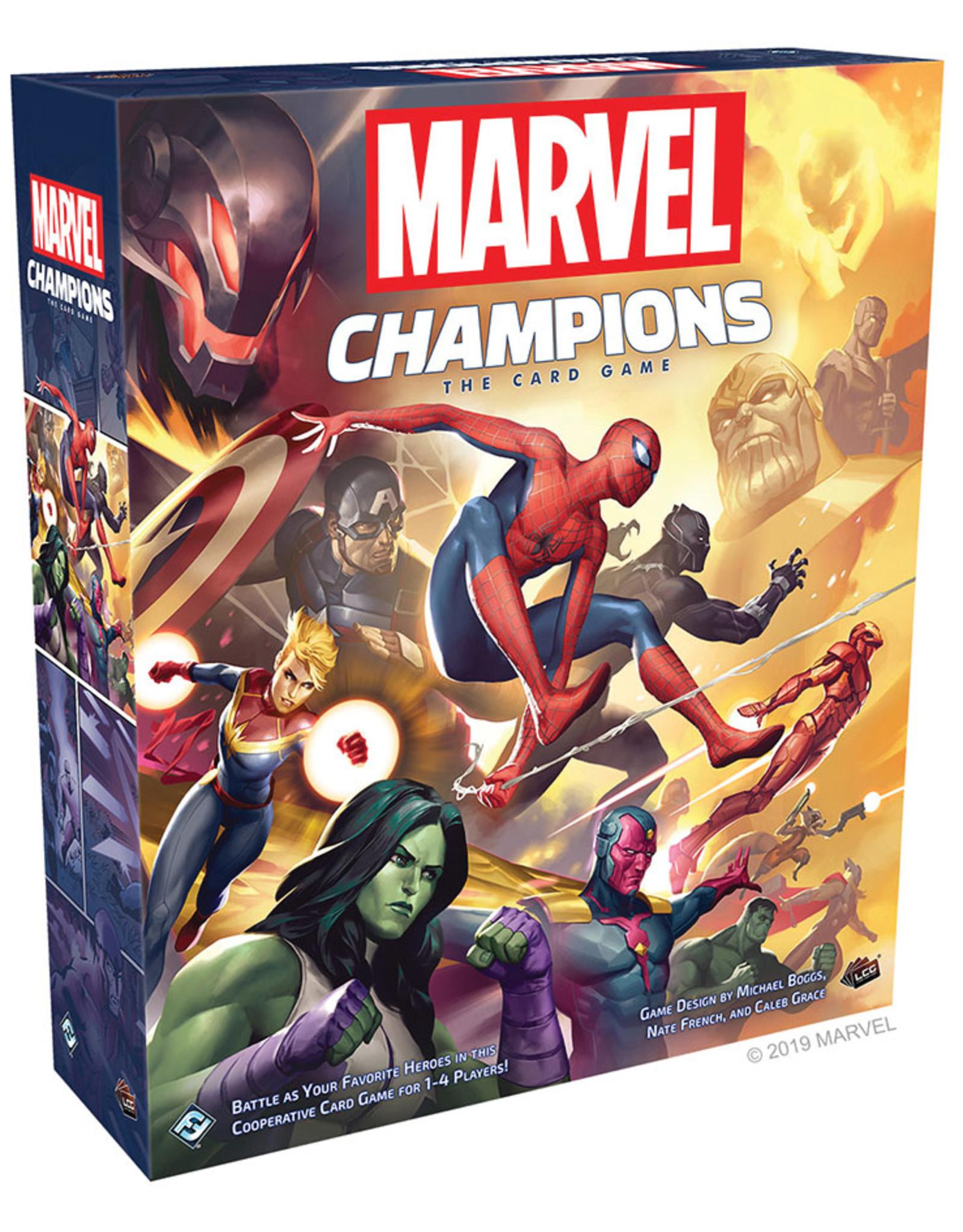 Fantasy Flight Games Marvel Champions LCG - Core
