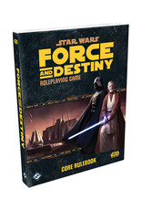 Role Playing SW: Force and Destiny: Core Rulebook