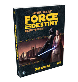 Fantasy Flight Games SW: Force and Destiny: Core Rulebook