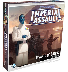 Fantasy Flight Games Star Wars: Imperial Assault: Tyrants of Lothal Expansion