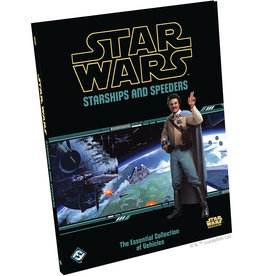 Star Wars RPG: Starships and Speeders Hardcover