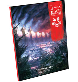 Legend of the Five Rings: Shadowlands Hardcover