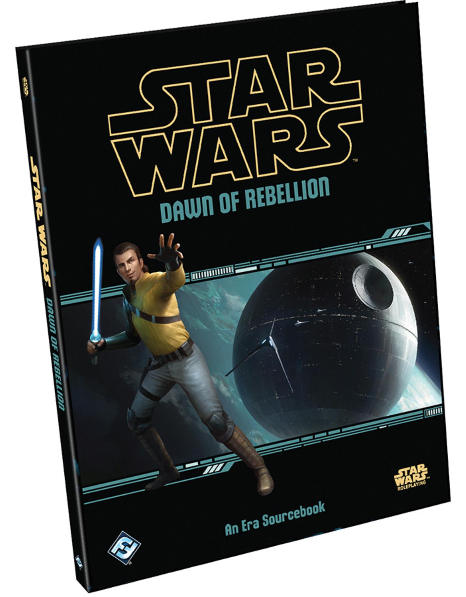 Fantasy Flight Games Star Wars RPG: Dawn of Rebellion