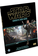 Role Playing Star Wars RPG: Gadgets and Gear (HC)