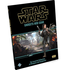 Star Wars RPG: Gadgets and Gear (HC)