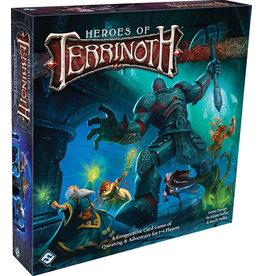 Fantasy Flight Games Heroes of Terrinoth