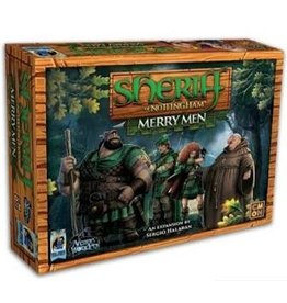 Arcane Wonders Sheriff of Nottingham: Merry Men