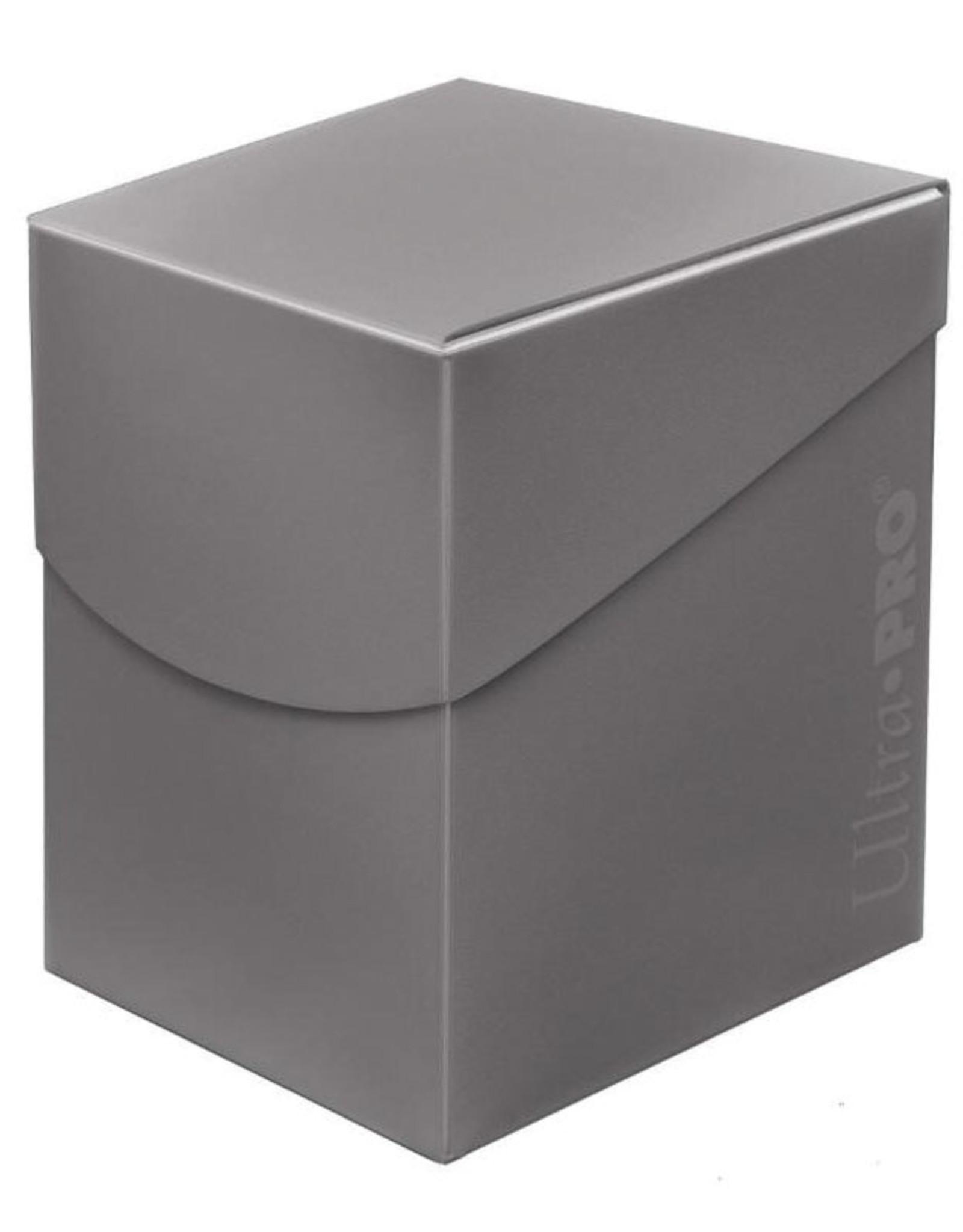 Ultra Pro Deck Box: PRO 100+: Eclipse: Smoke GY