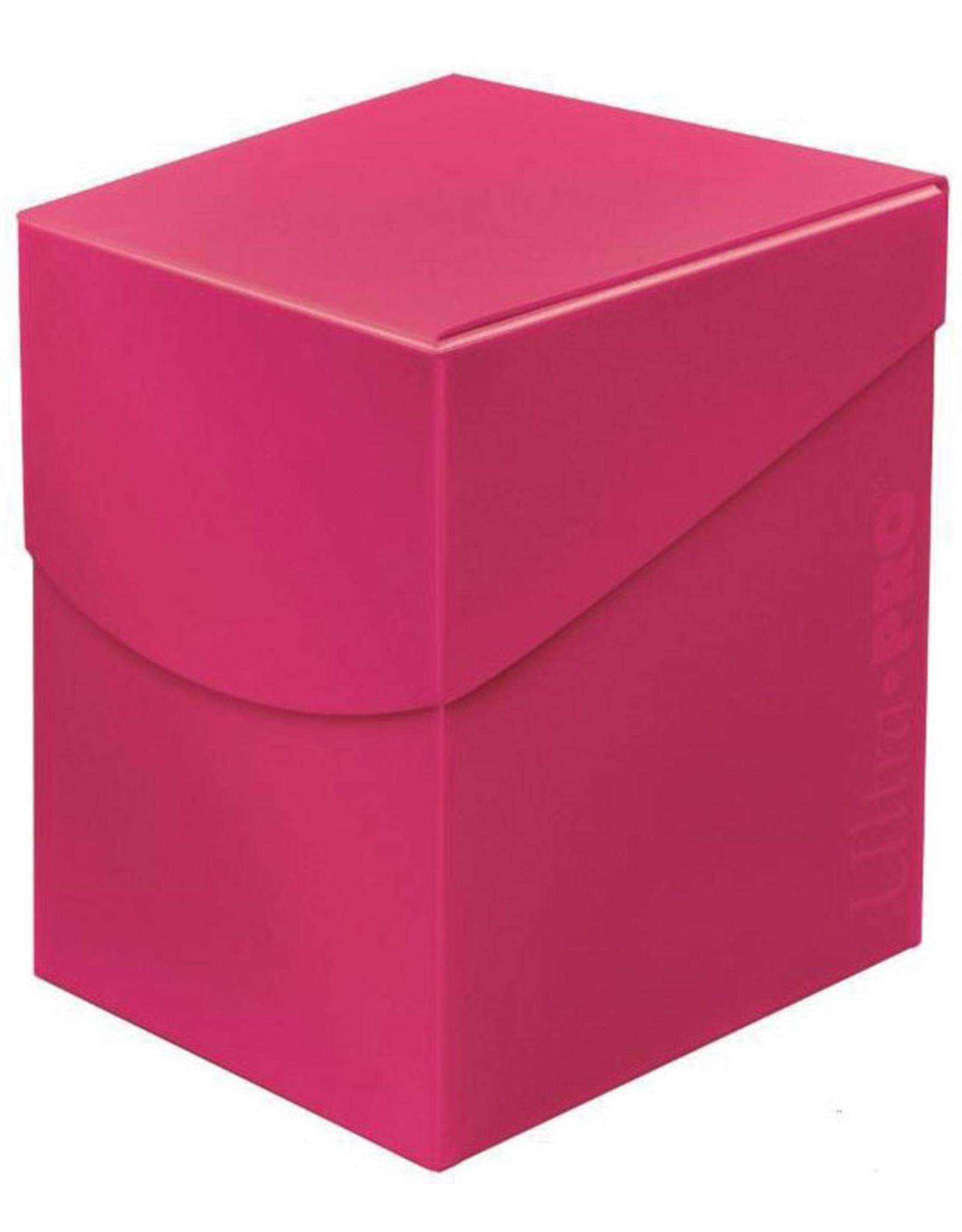 Ultra Pro Deck Box: PRO 100+: Eclipse: Hot PK