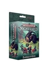 Tactical Miniature Games WH Underworlds: Zarbag's Gitz