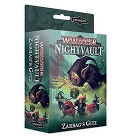 Tactical Miniature Games WH Underworlds: Zarbag's Gitz