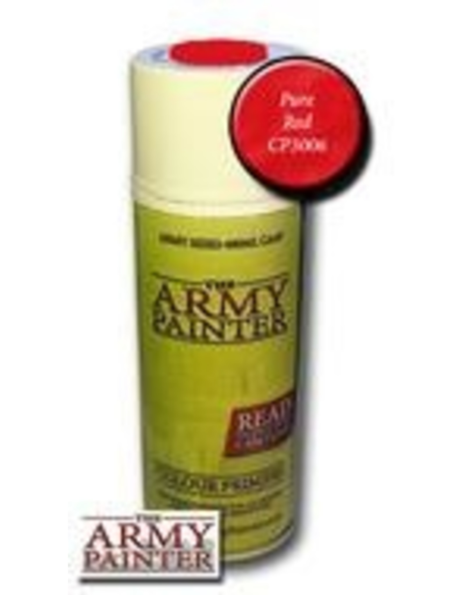 Army Painter Colour Primer: Pure Red