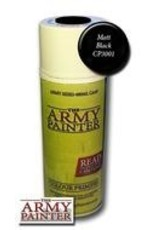 Army Painter Base Primer: Matt Black