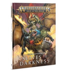 Age of Sigmar Battletome: Slaves to Darkness