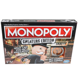 Hasbro Monopoly: Cheaters Edition