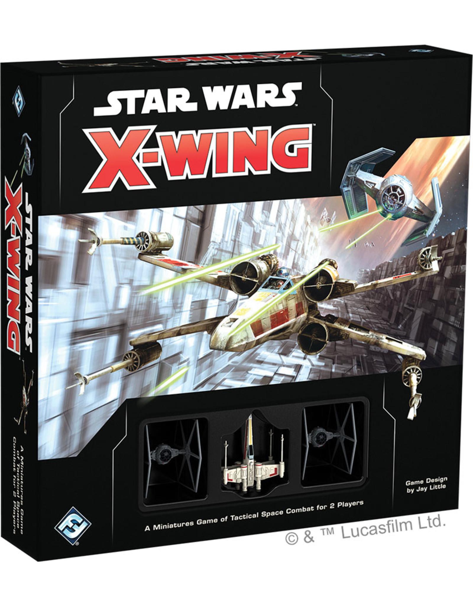 Fantasy Flight Games Star Wars X-Wing: 2nd Edition - Core Set