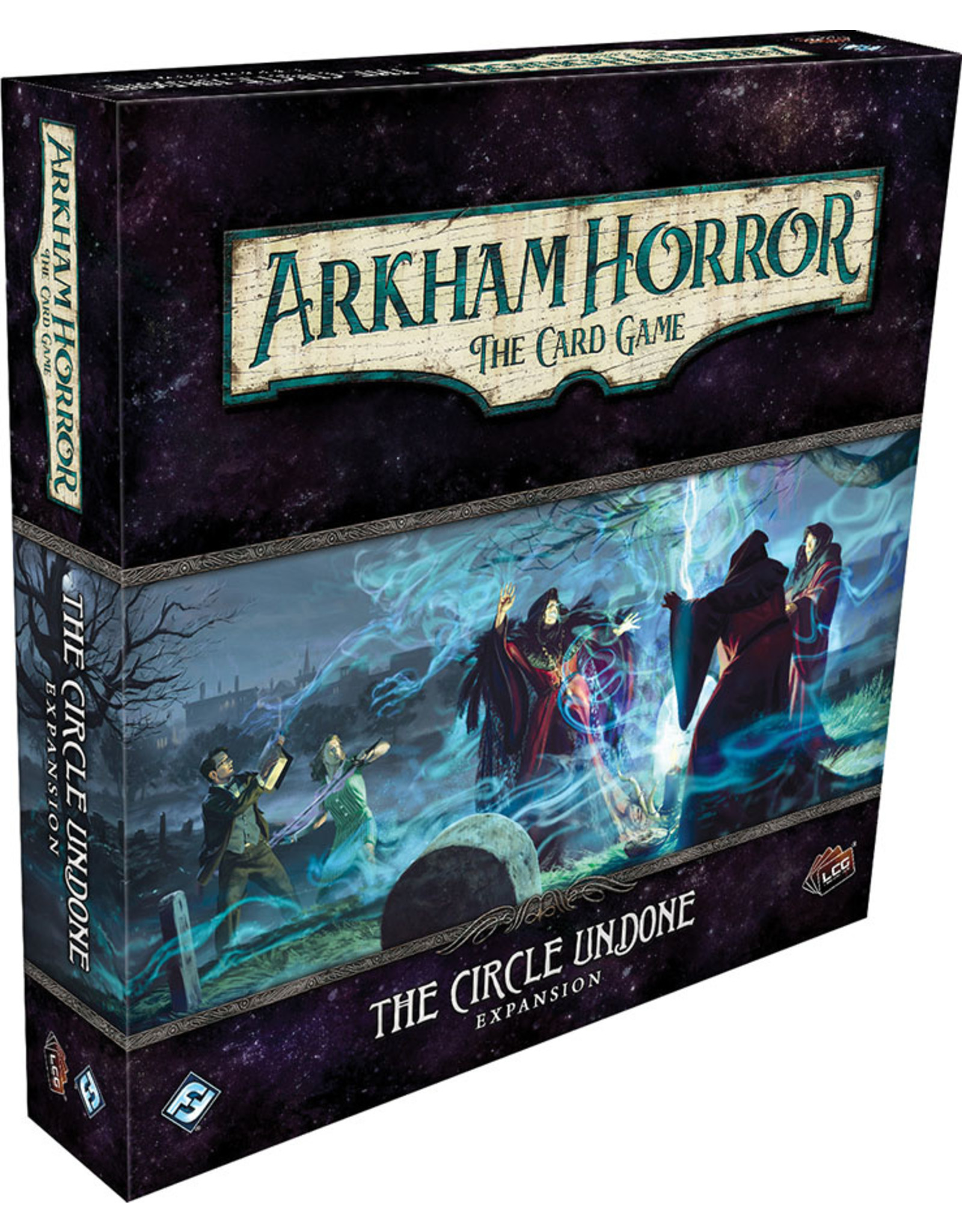 Fantasy Flight Games Arkham Horror LCG: The Circle Undone Expansion