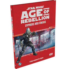 Fantasy Flight Games Star Wars RPG: Age of Rebellion - Cyphers and Masks