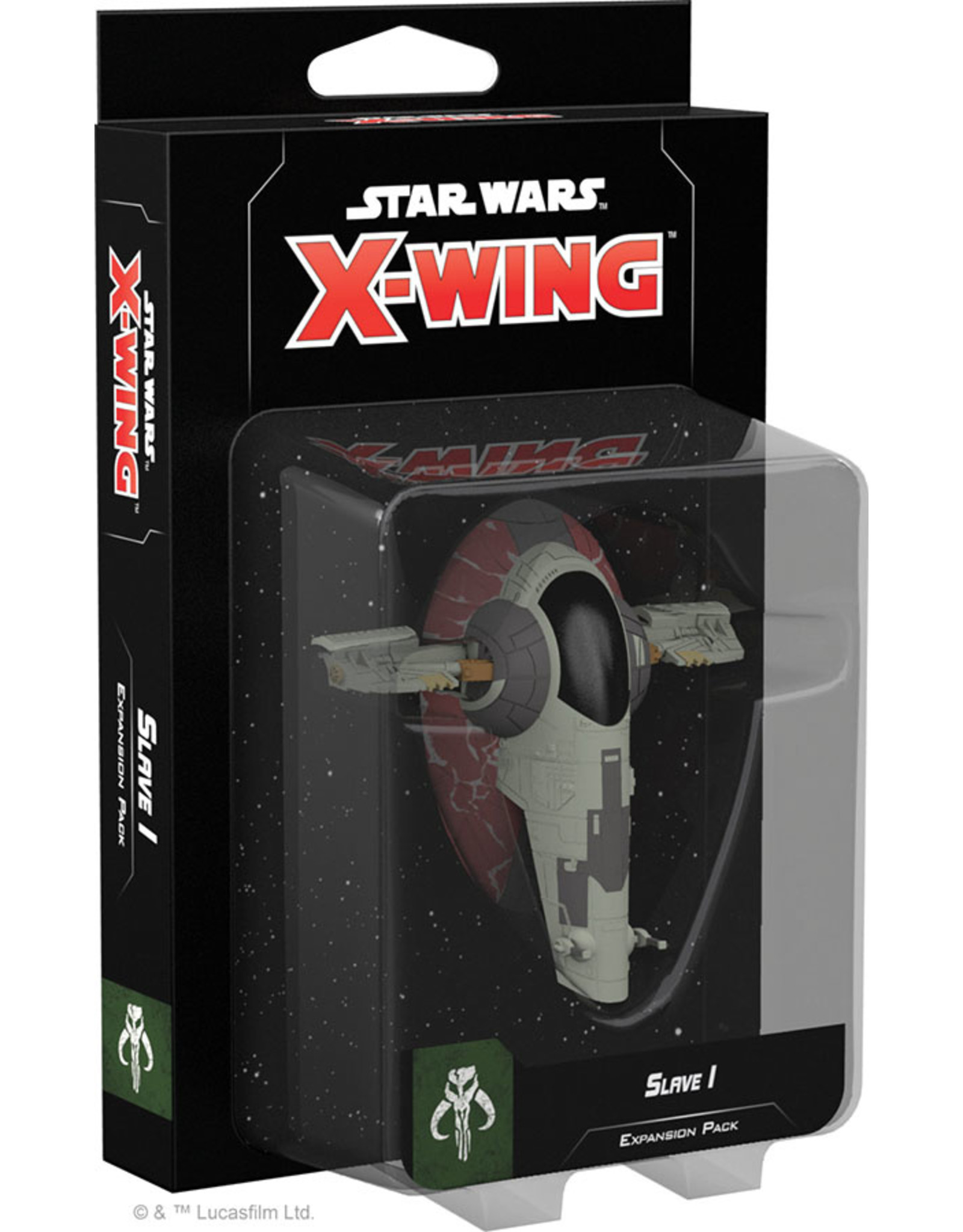 Fantasy Flight Games Star Wars X-Wing: 2nd Edition - Slave 1 Expansion