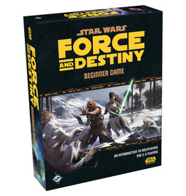 Role Playing Star Wars Force & Destiny Beginner Game