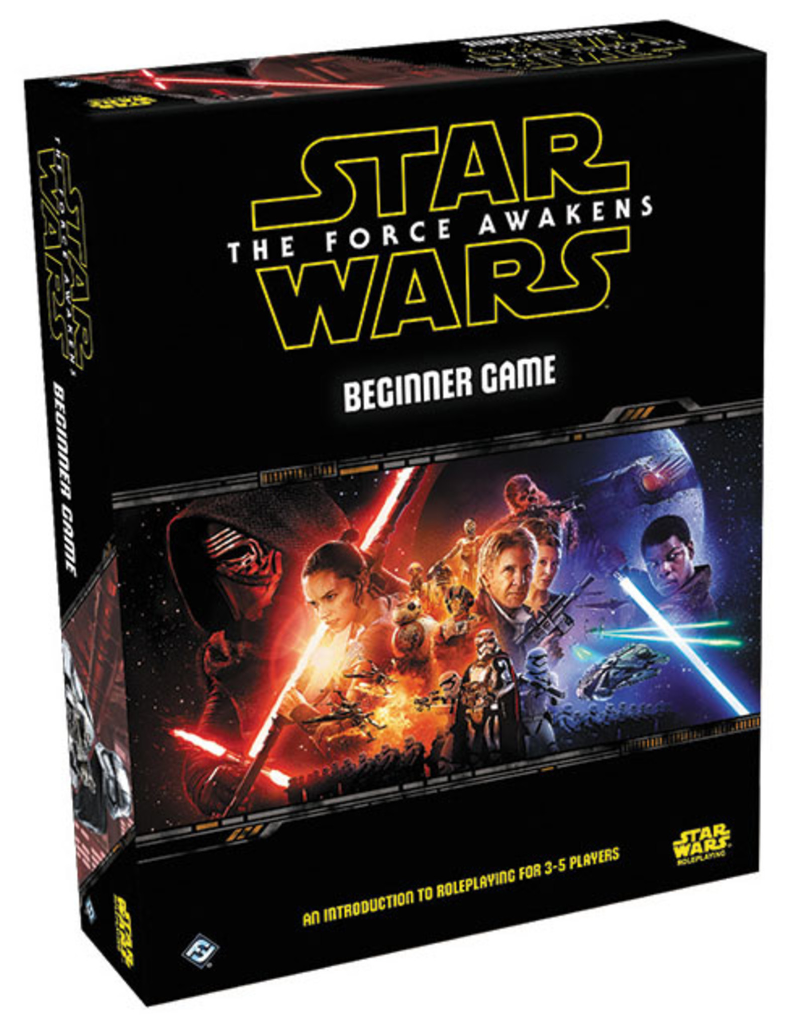 Role Playing The Force Awakens Beginner Game