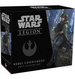 Tactical Miniature Games Star Wars: Legion - Rebel Commandos Unit Expansion