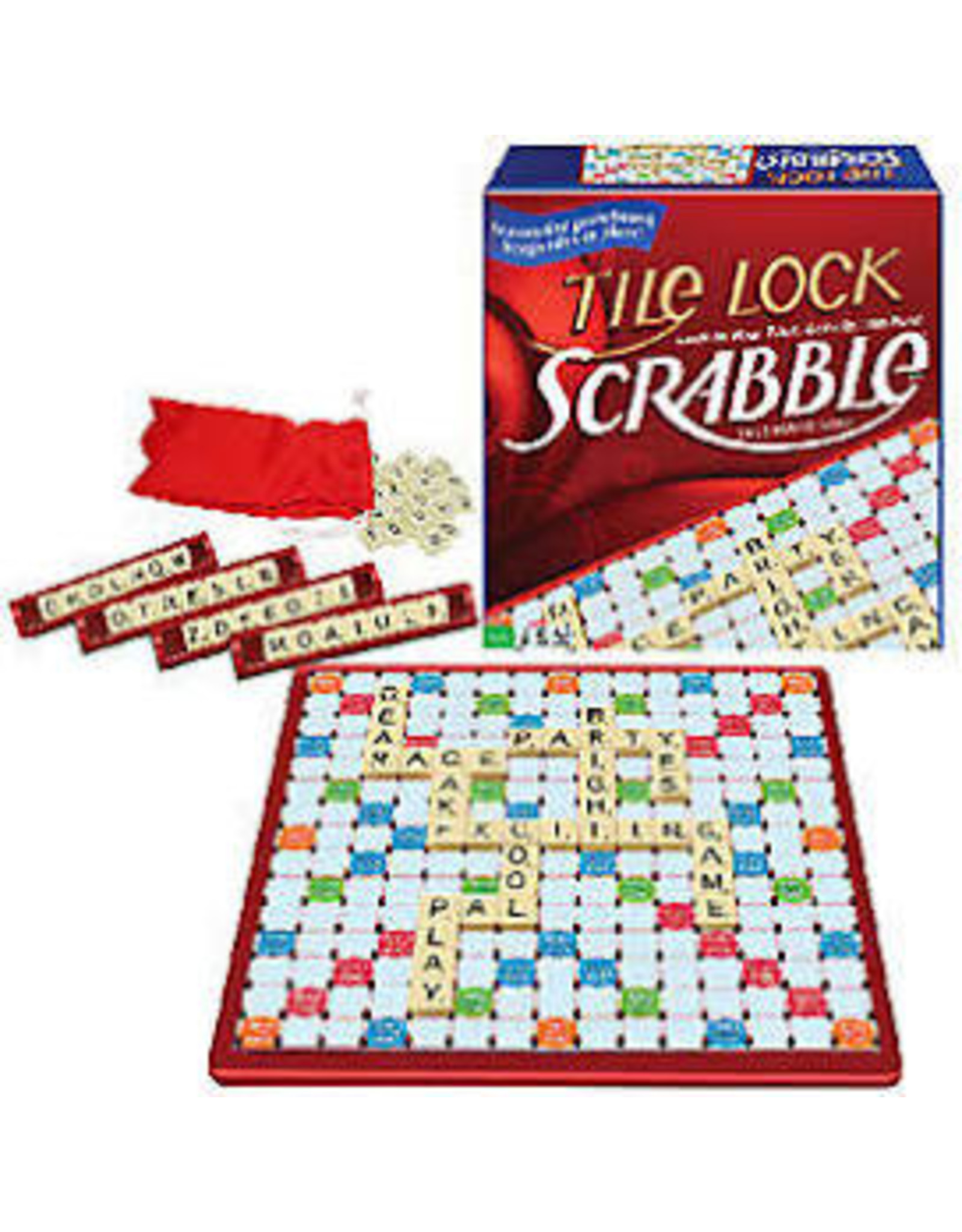 Winning Moves Games Tile Lock Scrabble