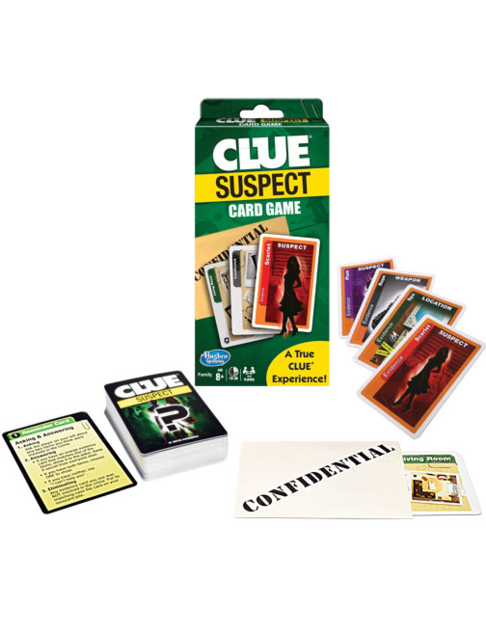 Winning Moves Games Clue Suspect