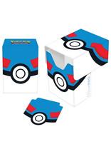Ultra Pro Pokemon: Deck Box: Great Ball