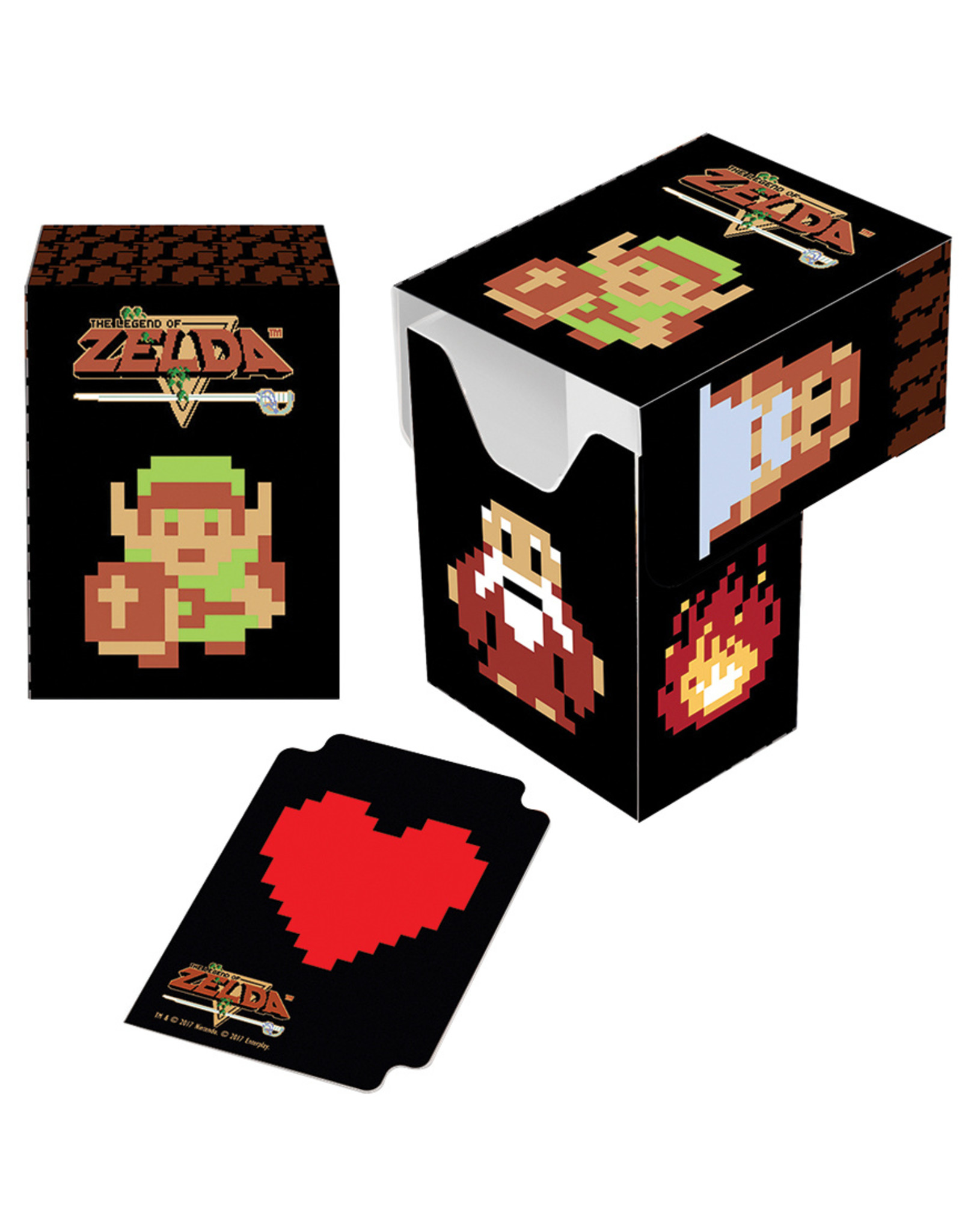 Ultra Pro Deck Box: Zelda: 8-Bit