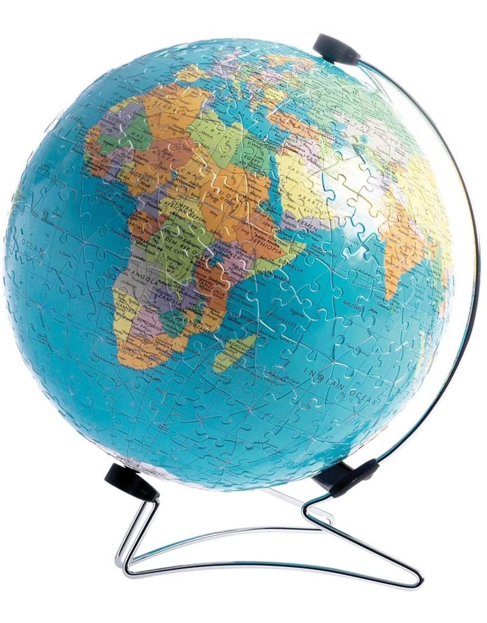Ravensburger The Earth: 540pc 3D Puzzle Globe