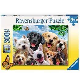 Ravensburger Delighted Dogs 300