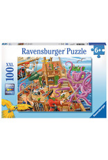Ravensburger Pirate Boat Adventure 100