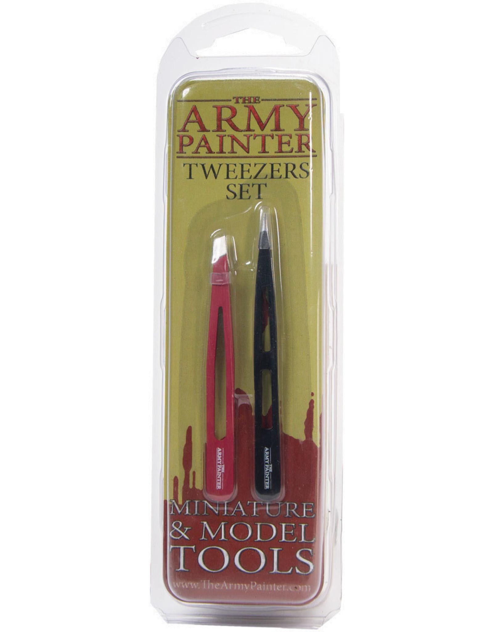 Army Painter Army Painter: Tweezers Set